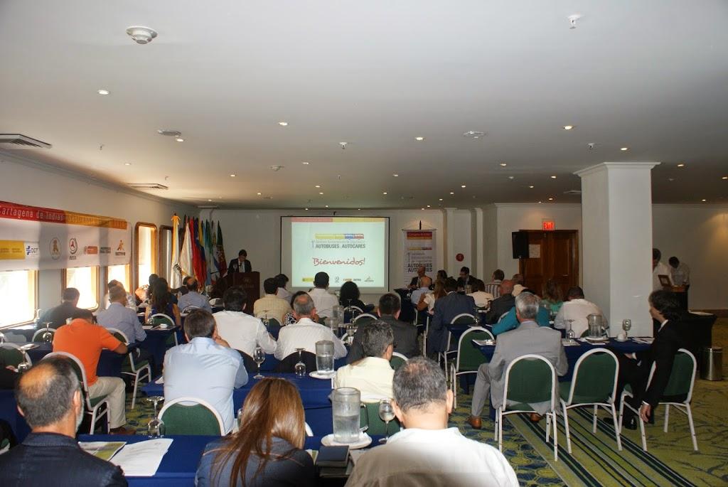 Alonso & Asociados participa en seminario sobre seguridad en autobuses en Colombia