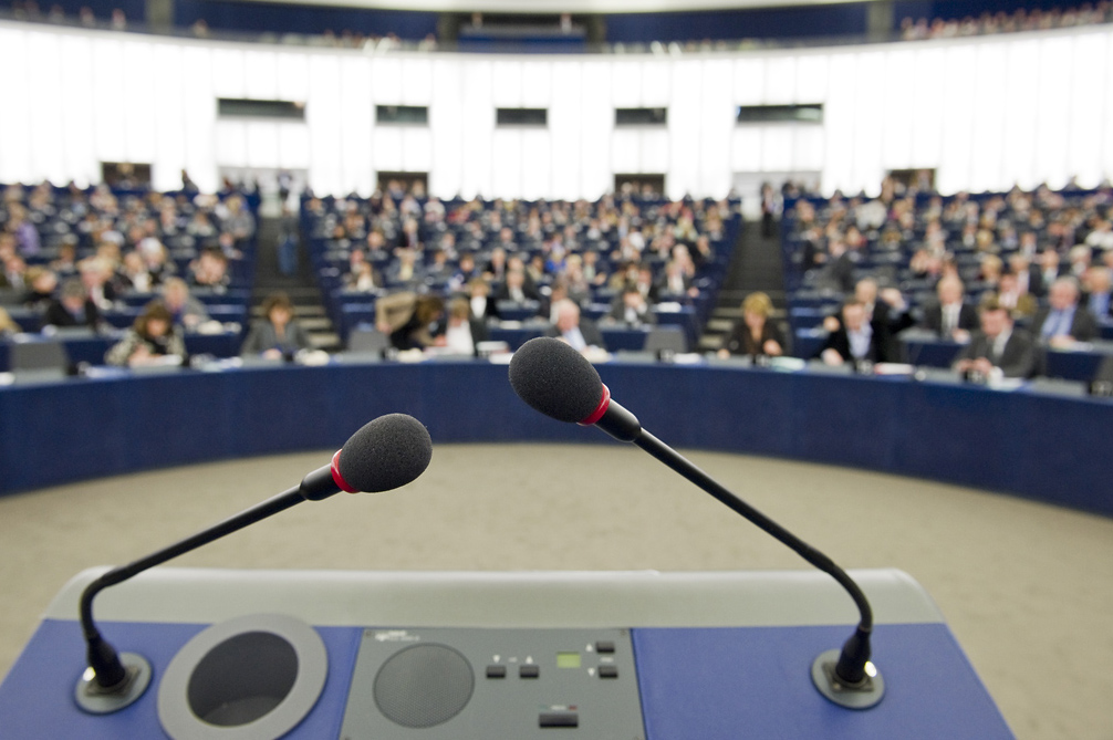 A&A presents EUPAVE in the European Parliament