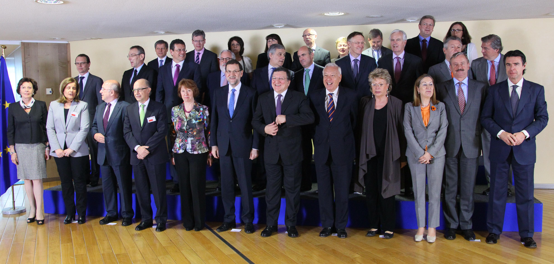 Astilleros, fútbol y gestión de la influencia en la Unión Europea