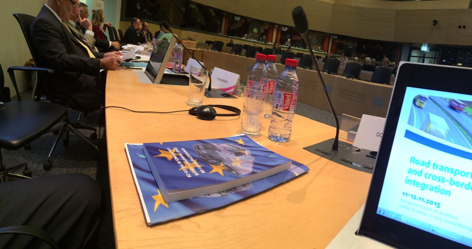 Alonso & Asociados en el debate de la UE sobre dumping social en el transporte por carretera