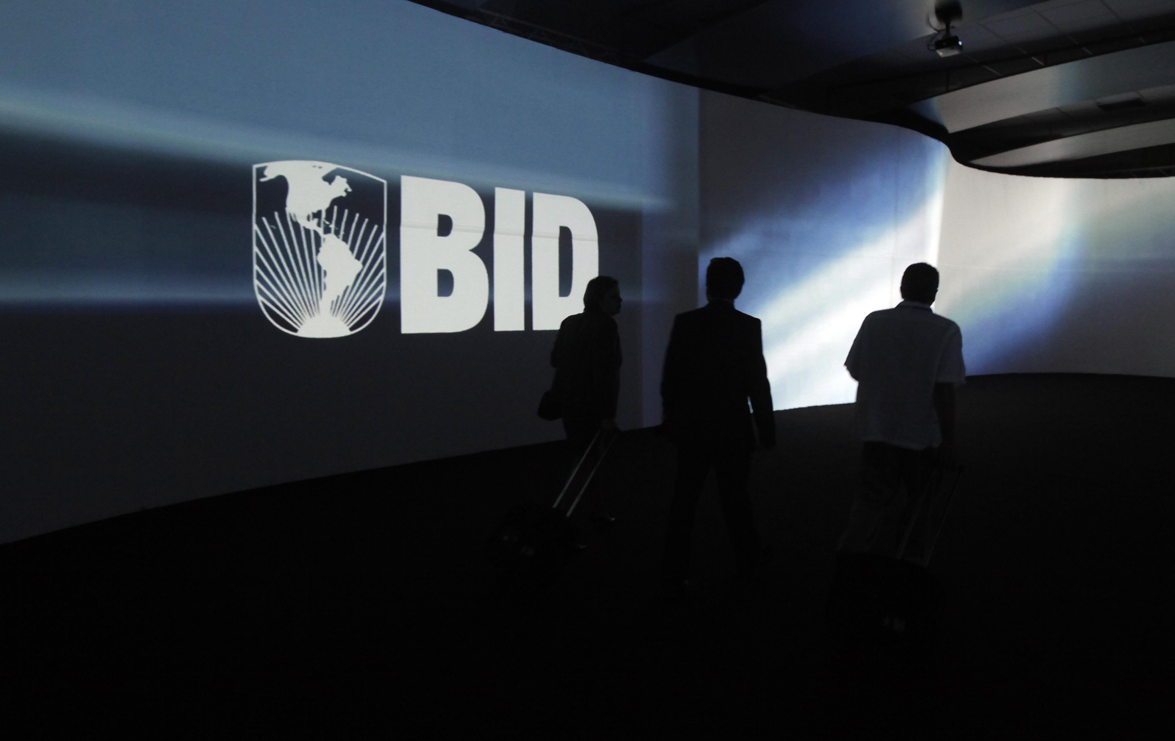 Presentación de trabajo para el Banco Interamericano de Desarrollo
