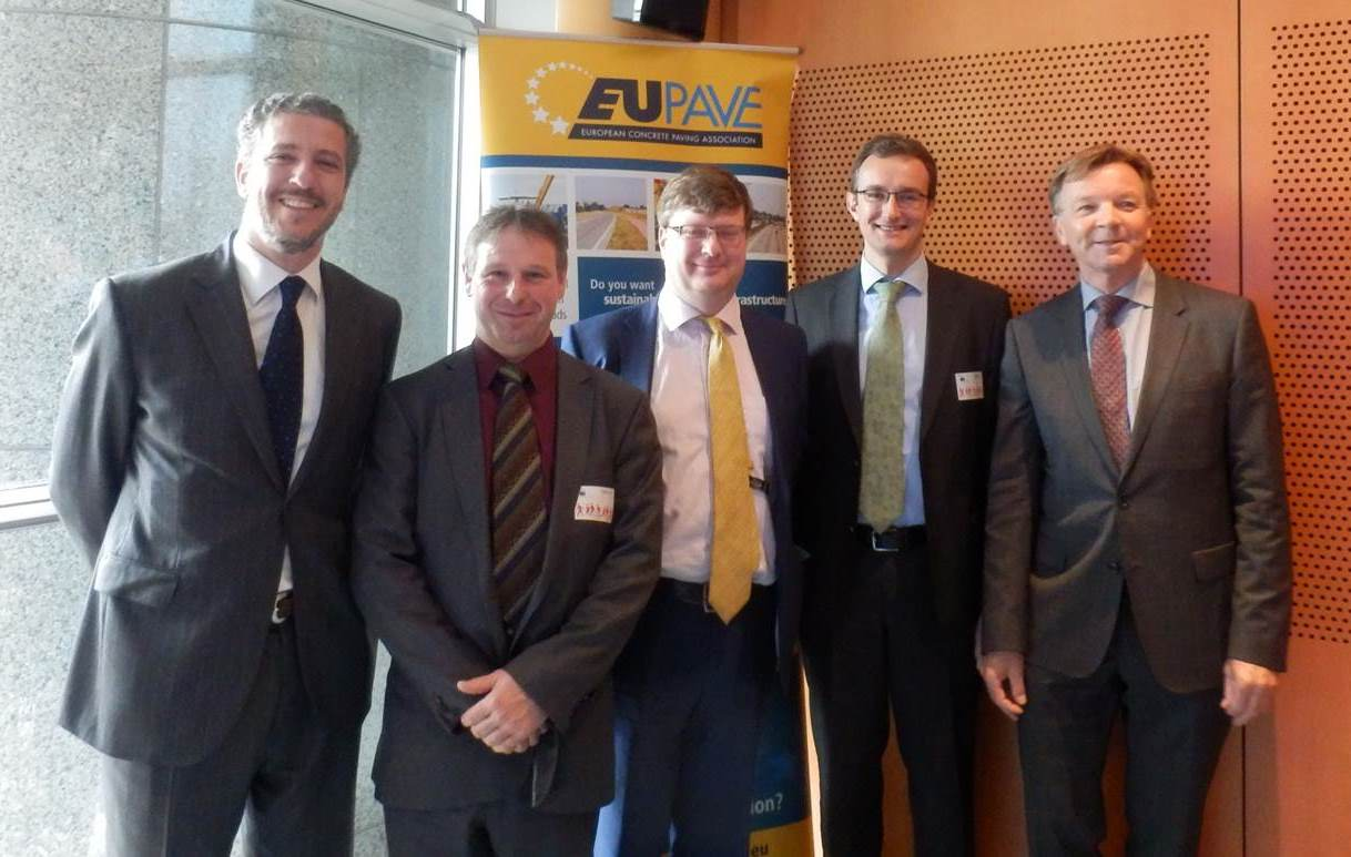 A&A organized a debate on smart roads at the European Parliament