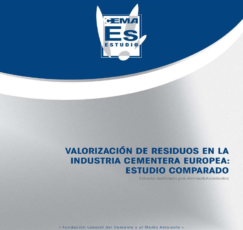 Se publica el estudio de Alonso & Asociados sobre el sector cementero