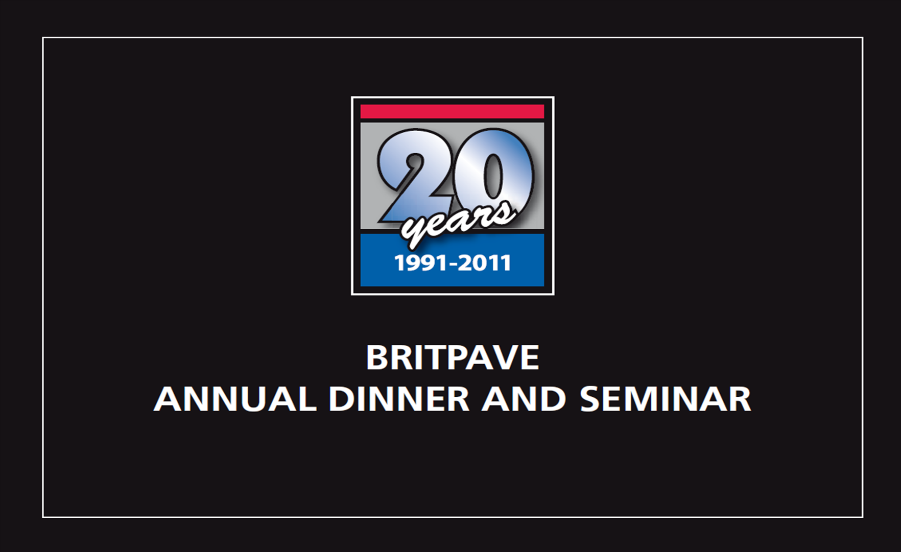 A&A in the 20th anniversary of Britpave