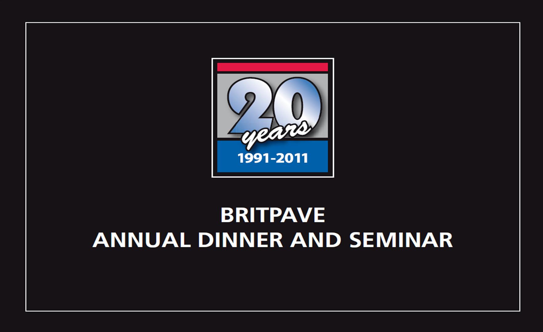 Alonso & Asociados en el 20º aniversario de BRITPAVE