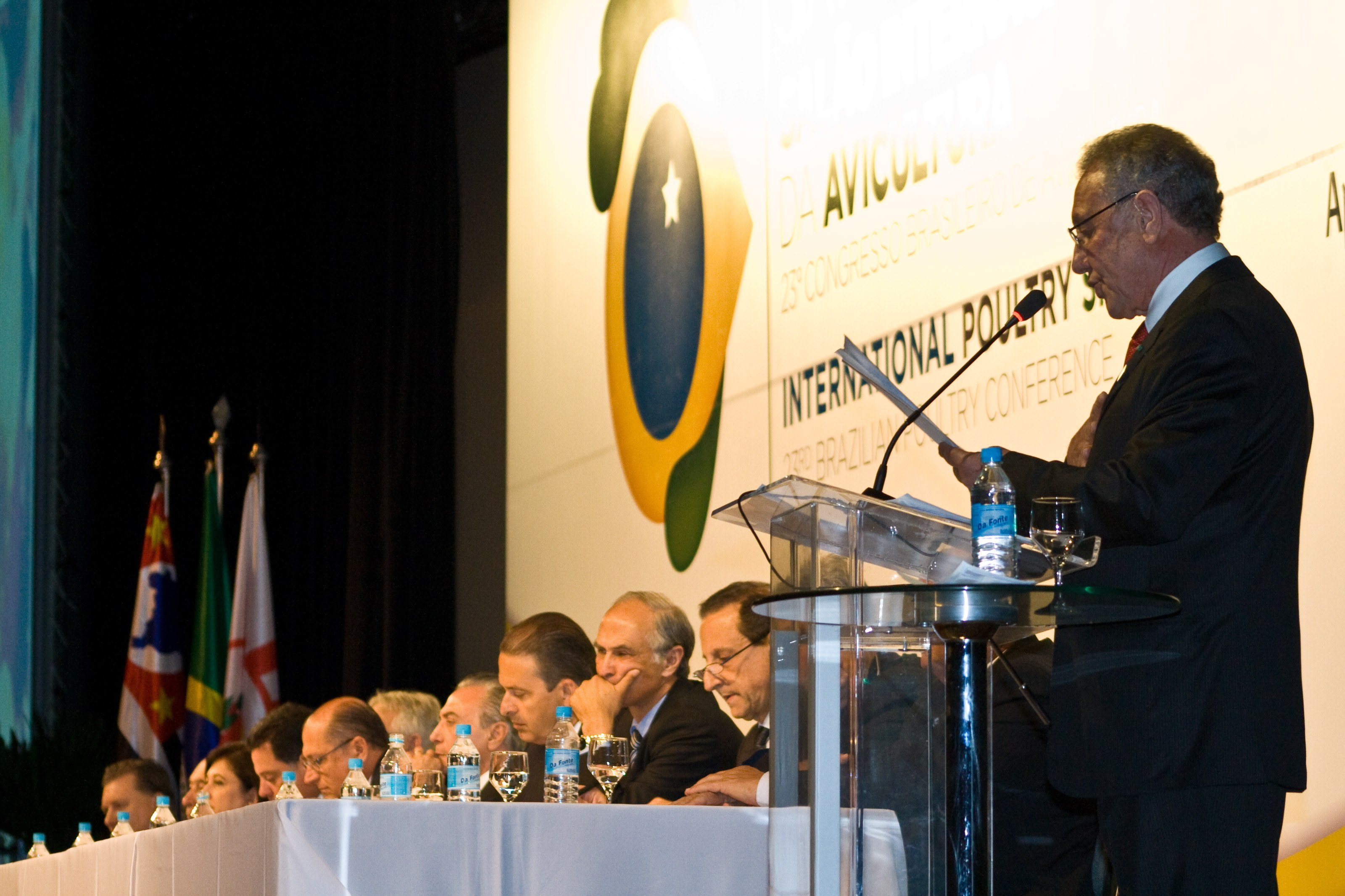 A&A in Brazil with the poultry industry