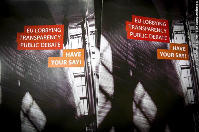 Reflexiones sobre el lobbying en España