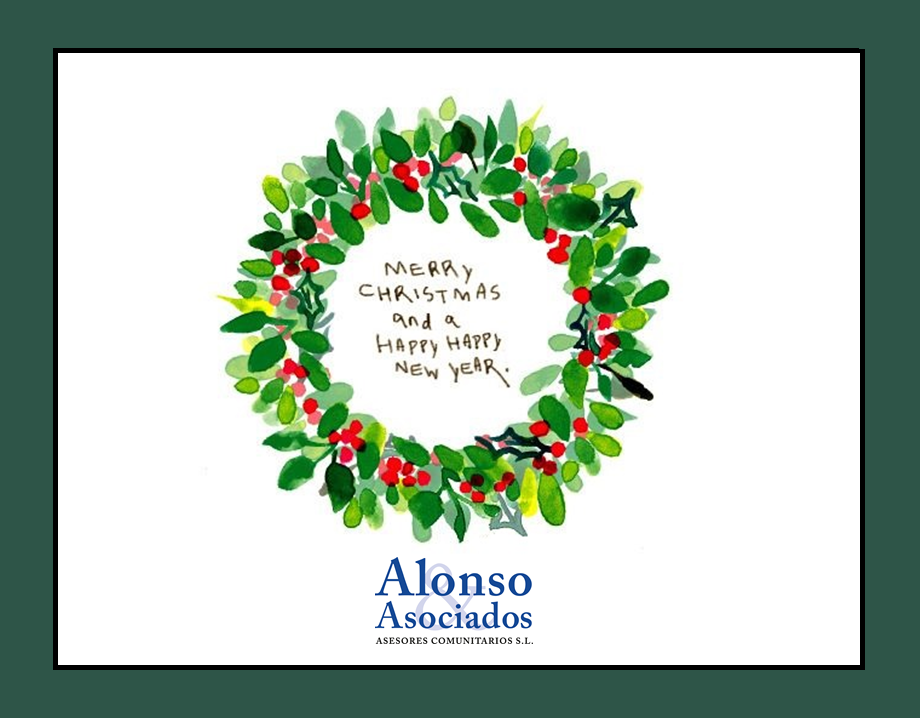 🎄🎅🏻 Alonso & Asociados wishes you a Merry Christmas and a Happy New Year! 🎅🏻🎄